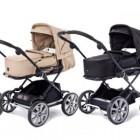 lastenvaunuvalikoimaa Brio