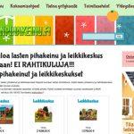 Lastenpihakeinu.fi etusivu