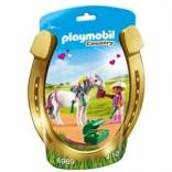 6969 Playmobil Hoitaja ja Sydänponi