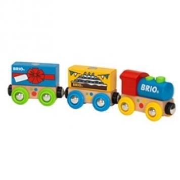 BRIO 33818 Syntymäpäiväjuna 1 set