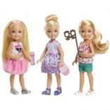 Barbie Chelsea & Pony 1 set Koira