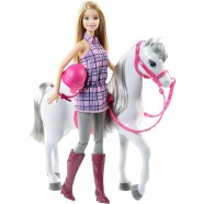 Barbie – Doll and Horse (DHB68)