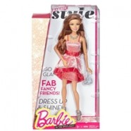 Barbie Style Doll – Roosa