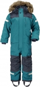 Björnen Kids Coverall Glacier Green 110