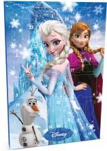 Disney Frozen, Adventtikalenteri koulutarvikkeilla