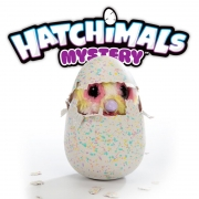 HATCHIMALS Mystery Egg Electronic Pet Colorful Speckled Egg with Extendable Wings New Music and Games