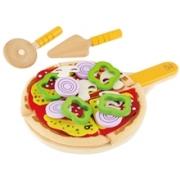 Hape -kotona tehty pizza 1 set
