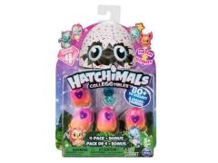Hatchimals Colleggtibles 4 hahmoa ja yllätys