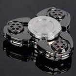 Heavy Spinner – Fidget Spinner – Musta