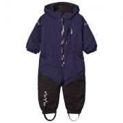 Isbjörn Of Sweden Penguin Snowsuit Navy 80 cm