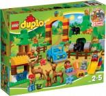 LEGO DUPLO Town, Metsä: Puisto