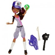 Monster High Ghoul Sports – Clawdeen Wolf