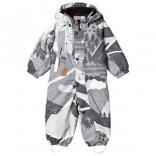 Reima Reimatec® Luosto Snowsuit Soft Grey 74 cm (7-9 Months)