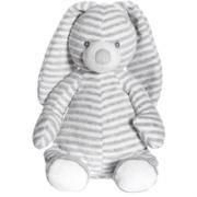 Teddykompaniet Cotton Cuties Kaniini Harmaa