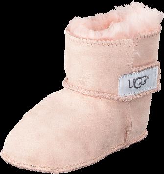 UGG Erin Baby Pink, Kengät, Bootsit, Lämminvuoriset kengät, Vaaleanpunainen, Beige, Unisex, 16