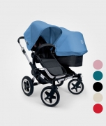 Bugaboo Donkey Duo Black Extendable