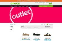 Crocs.fi – jatkuva kenkäale Outletissa