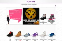 Footway – lasten kenkien ostaminen voi olla hauskaa, helppoa ja inspiroivaa