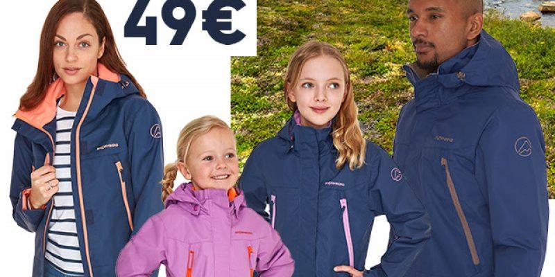 Stromberg ulkoiluvaateale jopa -70%! Lapsille kevään takit superhintaan!
