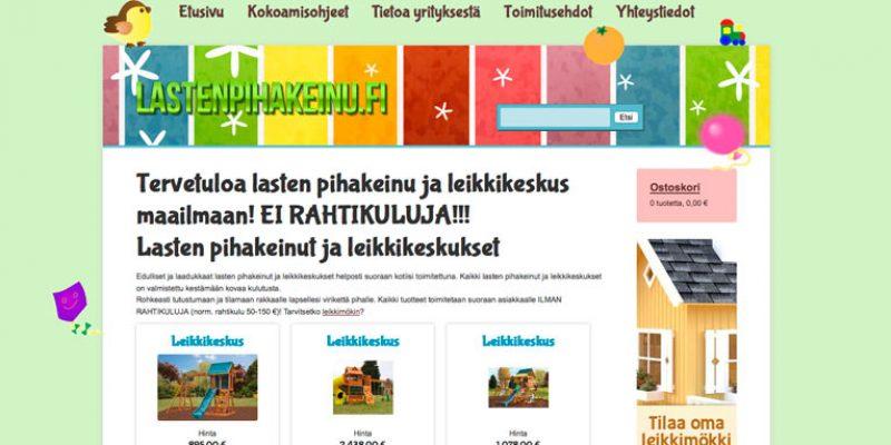 Lastenpihakeinu.fi