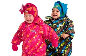 Lasten talvihaalari käyttökokemuksia